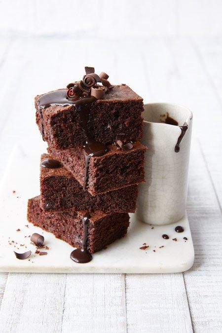 Zucchini & Schokolade, die perfekte Kombi © DK Verlag/Nicola Walsh