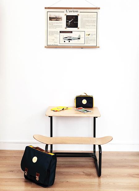 Schreibtisch für Skateboardfans von Leçons de Choses