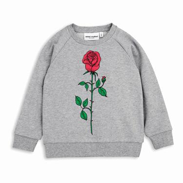 Sweatshirt von Mini Rodini über smallable