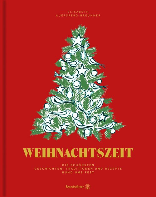 Andy Warhols Christmas Tree schmückt den neuen Titel von Elisabeth Auersperg-Breunner