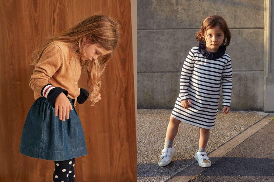 Hochwertige Mode ohne Firlefanz: Auch bei den Kindern setzt ARKET auf schlichte, zeitlose Klassiker