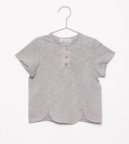Basic T-Shirt von Fish & Kids