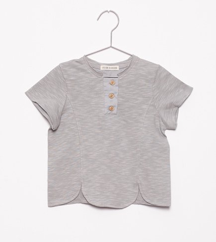 Basic T-Shirt von Fish & Kids