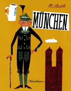 München von M. Sasek über amazon