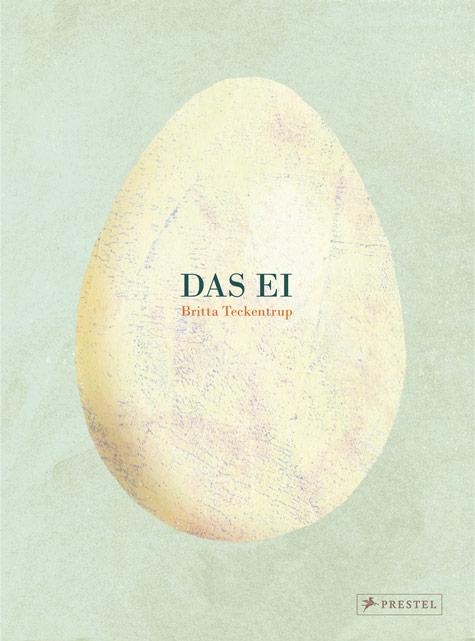 Das Ei von Britta Teckentrup über amazon