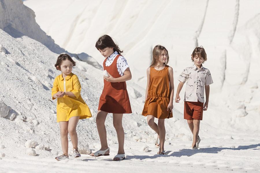Die Farben der neuen Kollektion von MOTORETA – so warm wie ein Sommertag in Südspanien