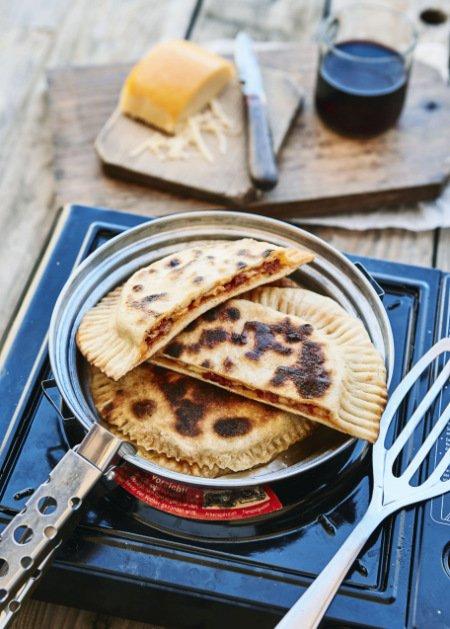 Ein ideales Rezept für das Camping mit Kindern © Brigitte Sporrer