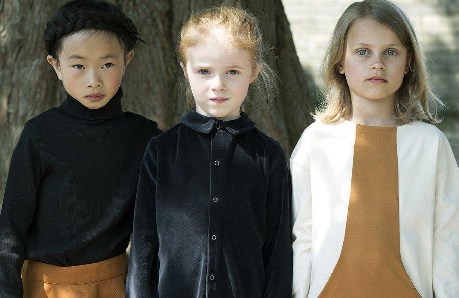Skandinavische Slow Fashion Labels sind keine Seltenheit: WAWA aus Kopenhagen entwirft natürliche, minimalistische Kindermode