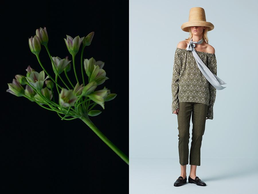 Parenti's Finest Cashmere FS 16 – luftige Seide in den Farben der Natur © Beate Hansen