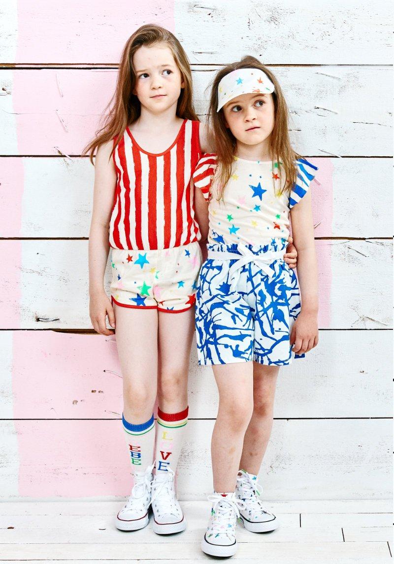 Girls just wanna have fun ... und die neuen Converse Styles von Noé & Zoë. Image © Paul Rossaint