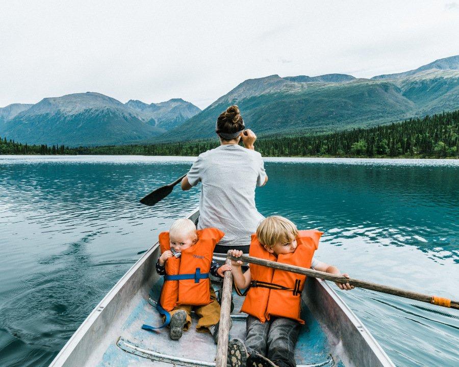 """""""Die Natur wurde zu einer kathartischen Kraft für uns"""": Familie Bowman tourte durch alle 59 Nationalparks der USA © Madison and David Bowman, Gestalten 2020"""
