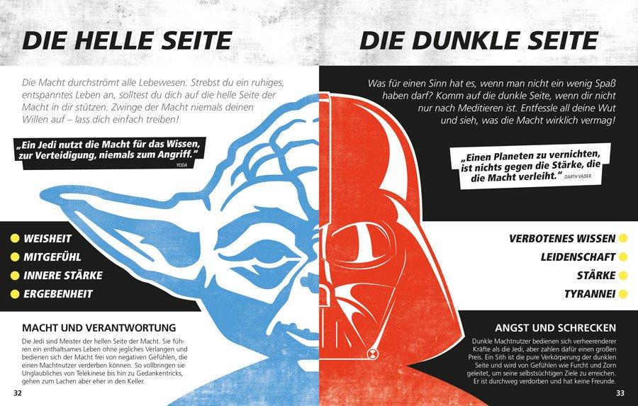 Star Wars Bücher gibt es viele, doch dieses ist das Richtige, wenn du die Hintergründe der Filmsaga erfahren willst © DK Verlag