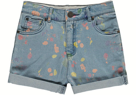 Shorts von Stella Mc Cartney Kids über smallable