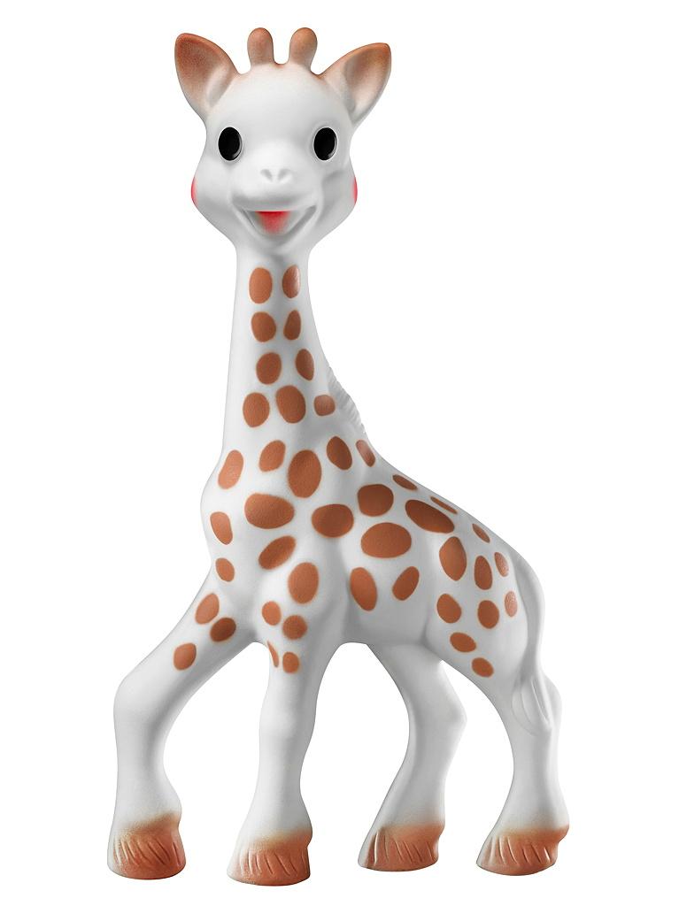 Giraffe Sophie von Vulli über tausendkind