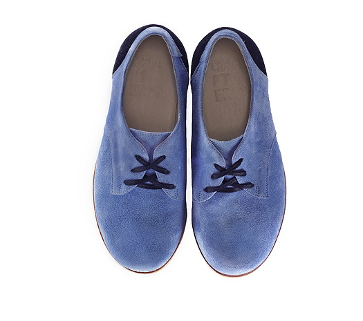 Blue Suede Shoes von Chapter 2 über scandimini