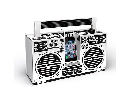 Berlin Boombox über amazon