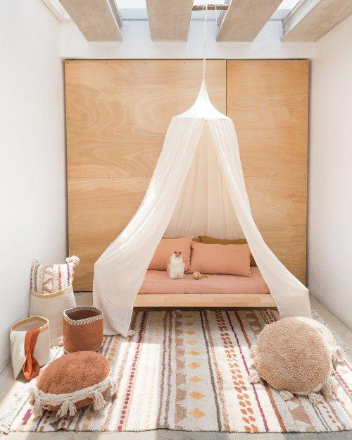 Wüstenruhe: Stilelemente für das Nomaden-Feeling in der Designerhütte