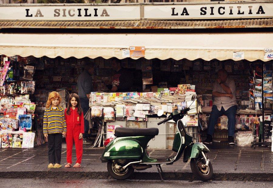 """""""Dammi una Vespa e ti porto in vacanza"""" ... Für das echte italienische Lebensgefühl darf dieses Kultfahrzeug nicht fehlen"""