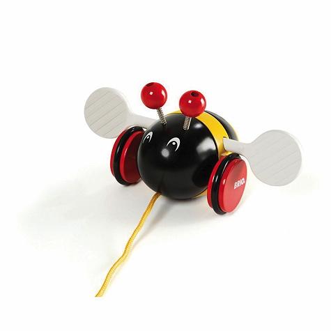 Nachzieh-Biene von Brio über smallable