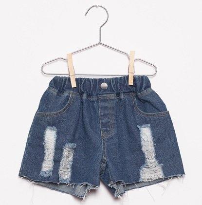 Denim Shorts von Fish & Kids