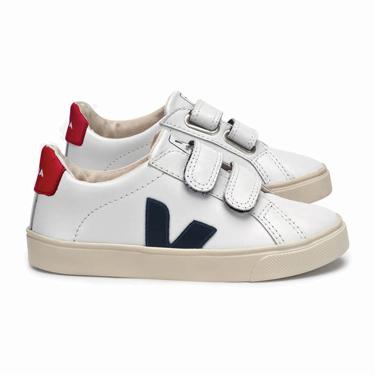 Leder-Sneaker von Veja über smallable