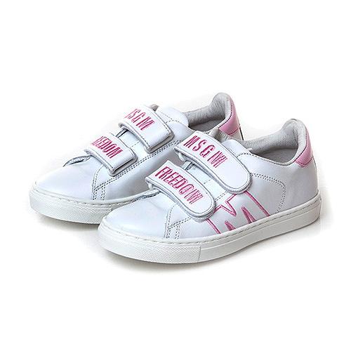 Sneaker von MSGM über Nicki's