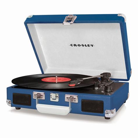 Schallplattenspieler von CROSLEY über smallable