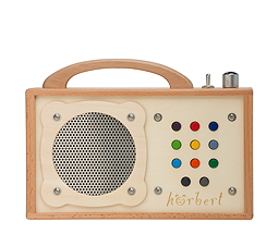 MP3-Player Hörbert von Winzki über amazon