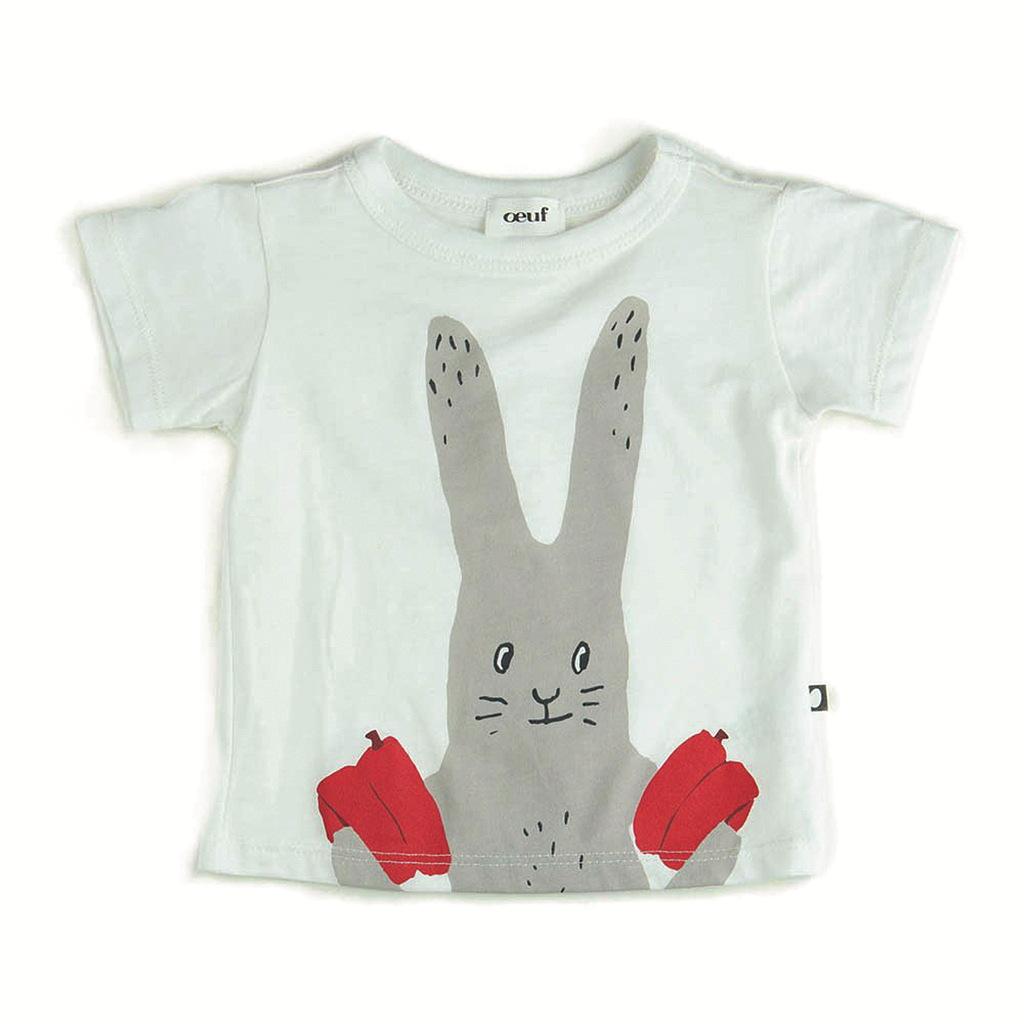 T-Shirt von oeuf über smallable