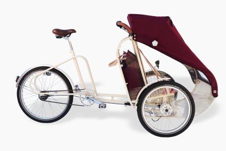 Rassiges Rad – Das Michelmobil lite
