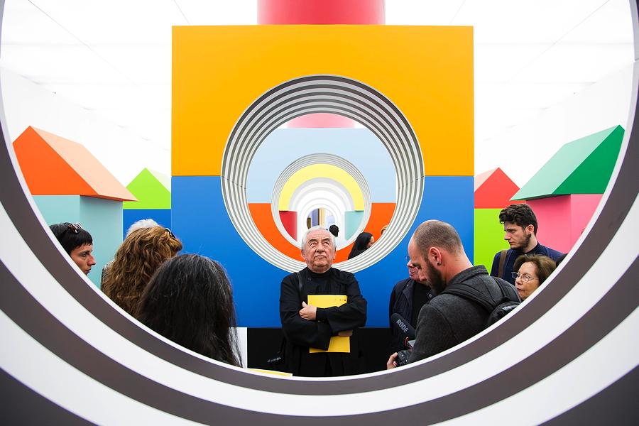 Der Künstler und sein Publikum auf der Suche nach dem Sinn des Formenspiels