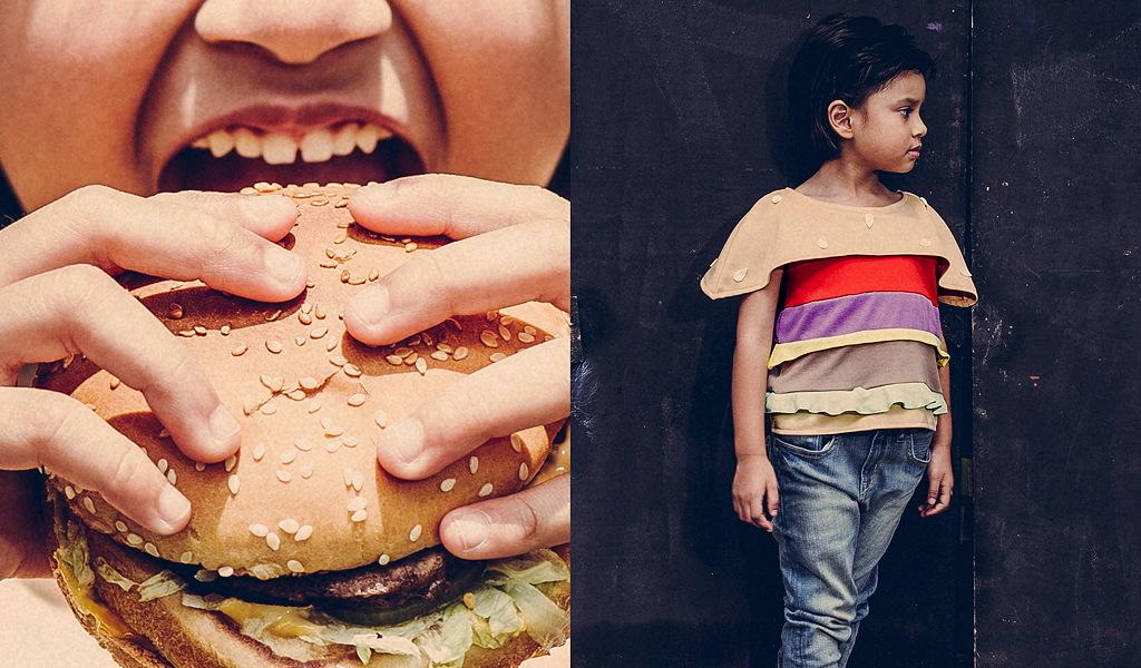 Mit dem Cheeseburger Tee wird man nicht nur bei Mc Donalds Eindruck machen