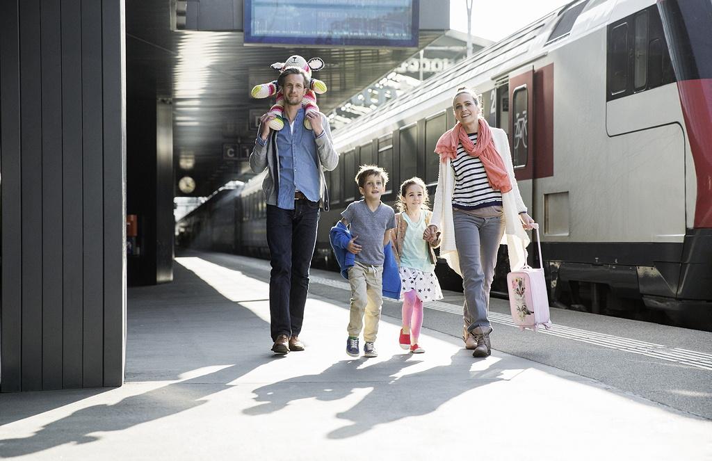 Ein Spielplatz im Zug – Ticki Park ist echt abgefahren! Danke Schweiz!