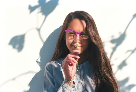 MYKITA FIRST OPTICAL – FLIP R2-Lilac: mal dran schnuppern