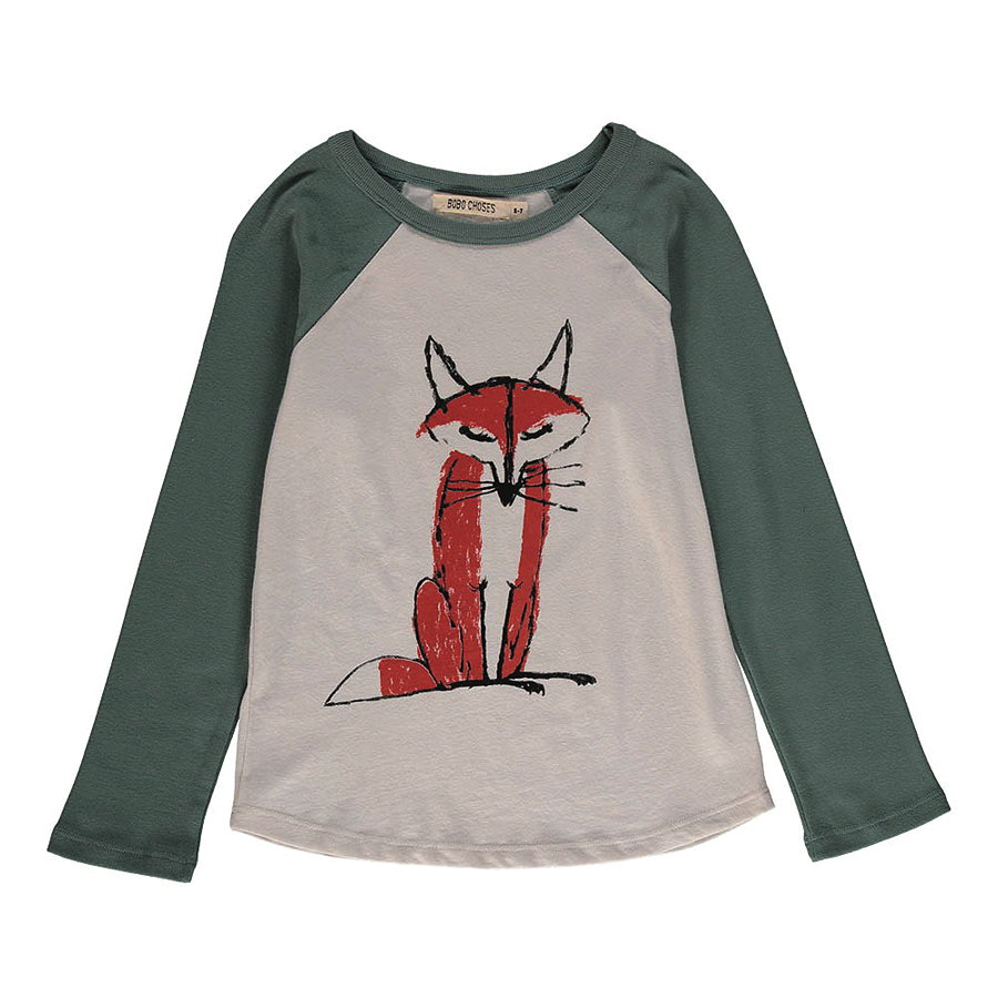 Raglanshirt von Bobo Choses über Smallable