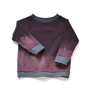 Sweater aus Organic-Jersey von Little Man Happy