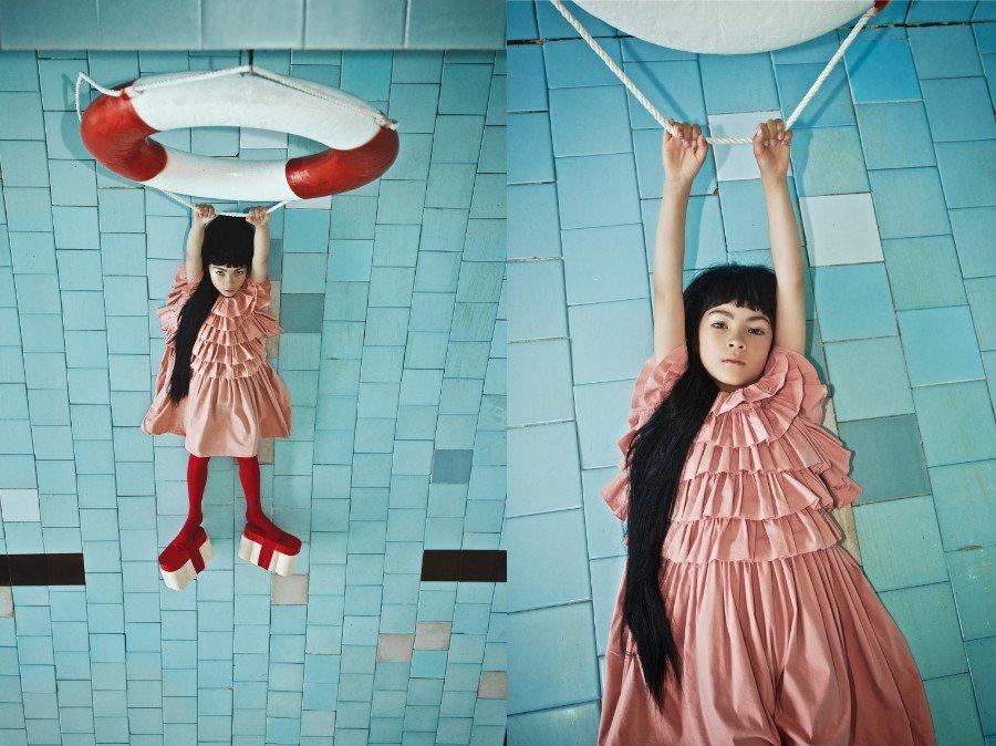 Romantische Kleider für toughe Mädchen: Bei Mummymoon hält man weder an Trends noch an Konventionen fest