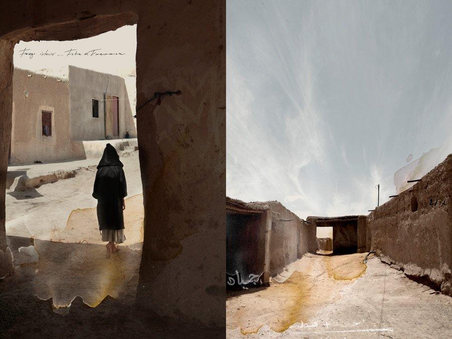 """In der Wüste Agafay, nahe Marrakesch, entstanden die atemberaubenden Aufnahmen für die """"NOMADS""""-Kampagne"""