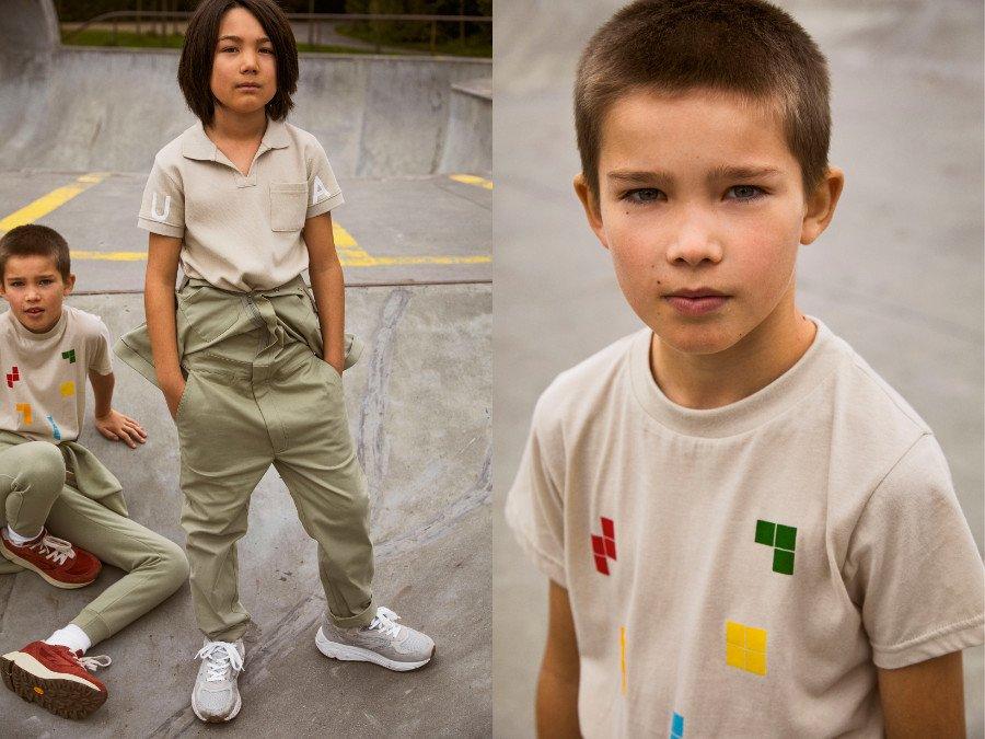 Streetwear für Jungen und Männer, die aussieht, als käme sie direkt vom Laufsteg und dennoch nicht abgehoben wirkt