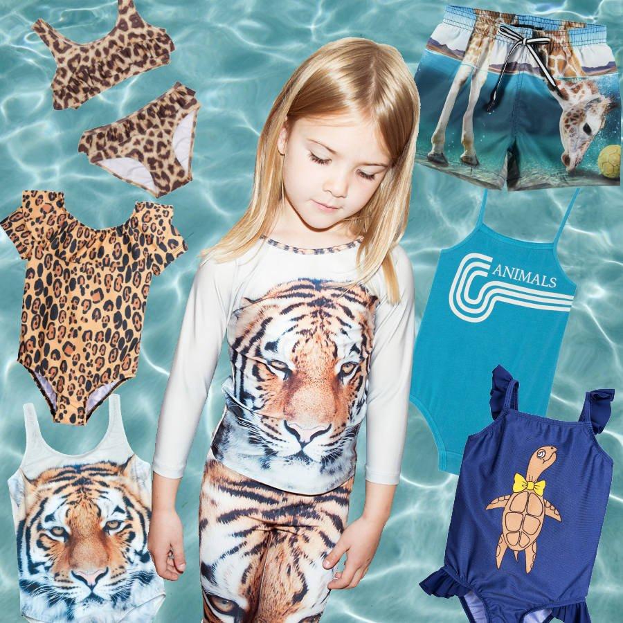 Den Zoo einfach mal ins heimische Schwimmbad holen und damit genauso viel Respekt ernten wie mit einem Sprung vom Dreier