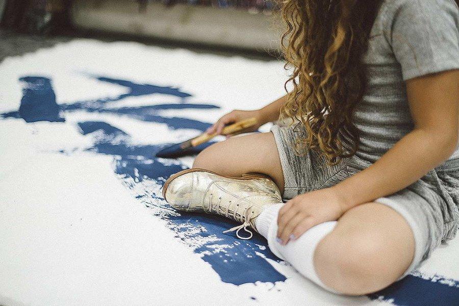 Echte works of art diese Kinderschuhe vom Londoner Label Chapter2!