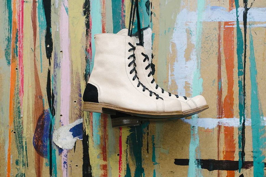 Die Monkey Boots sind die Key Styles der Chapter 2 SS15-Kollektion