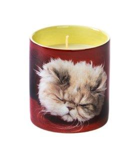 Kerze mit Katzenduft von Seletti Wears Toilet Paper über Luisa Via Roma