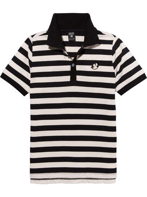 Jungen-Poloshirt von Felix X Scotch