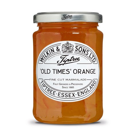 Orangenmarmelade von Wilkin & Sons über The British Shop