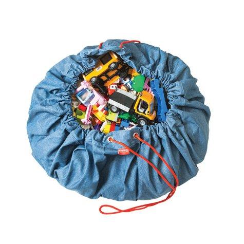 Spielteppich und Tasche von Play & Go über smallable