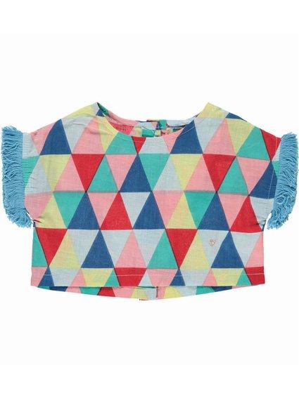 Bluse von Lulaland über smallable