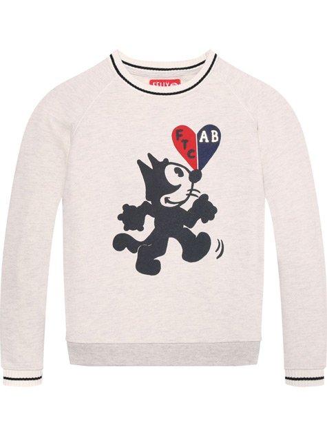 Mädchen-Sweatshirt von Felix X Scotch