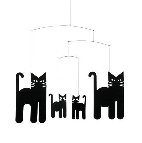 Katzen Mobile von Flensted über amazon