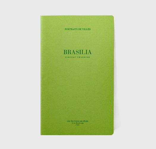 Stadtportrait Brasilia von Be-Pôles über smallable